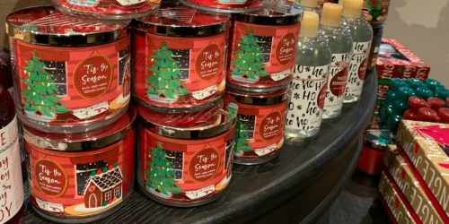 Bath & Body Works 3-Wick Candles Just $8.95 Each Or Less (Sold Out Online) – Today Only