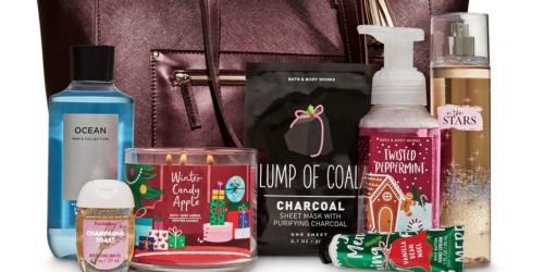 Bath & Body Works Black Friday Tote Available NOW! Only $30 w/ $30 Order ($117 Value)