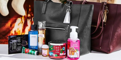 Bath & Body Works Black Friday Tote Available NOW: Only $30 w/ $30 Order ($117 Value)