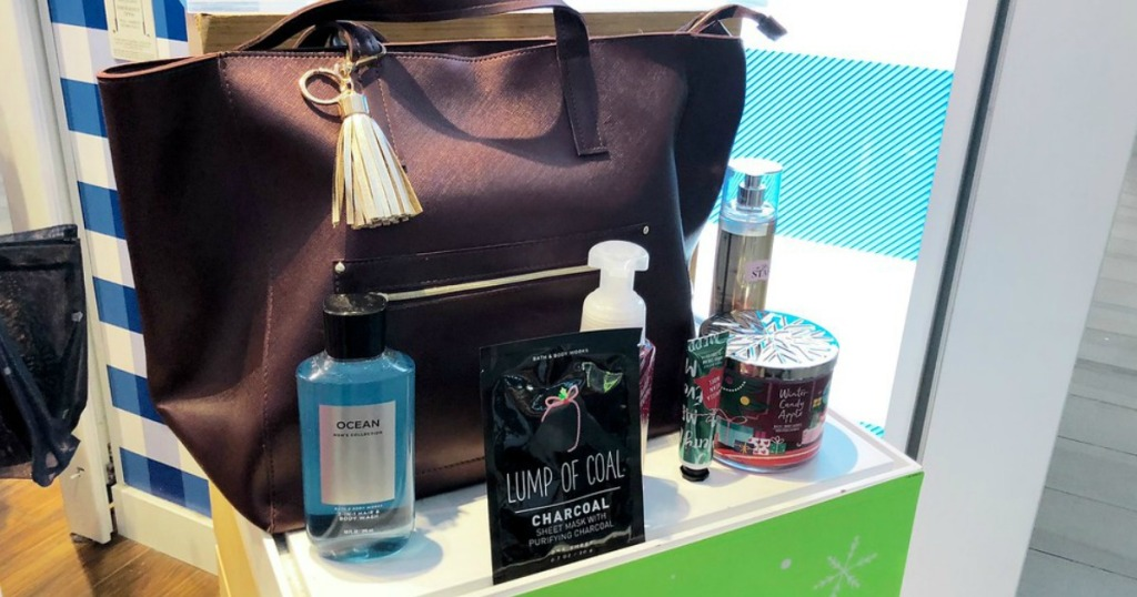Bath Amp Body Works Black Friday Tote Only 30 Over 115