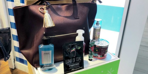 Bath & Body Works Black Friday Tote Only $30 (Over $115 Value) – Available NOW