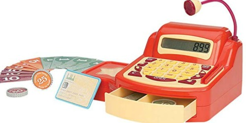 Battat Cash Register 20-Piece Playset Only $12 + More Deals