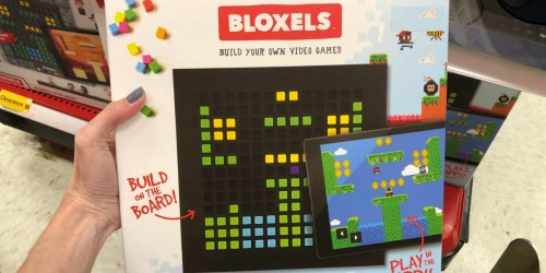 Bloxels Build Your Own Video Game Only $16.99 (Regularly $60)