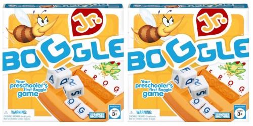 Amazon: Boggle Junior Game Just $7.99
