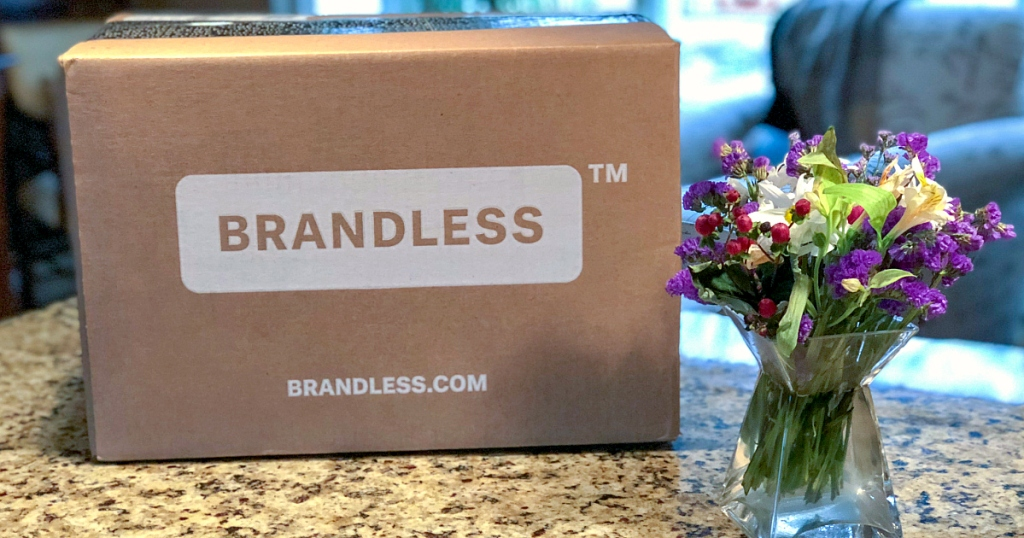 Brandless box
