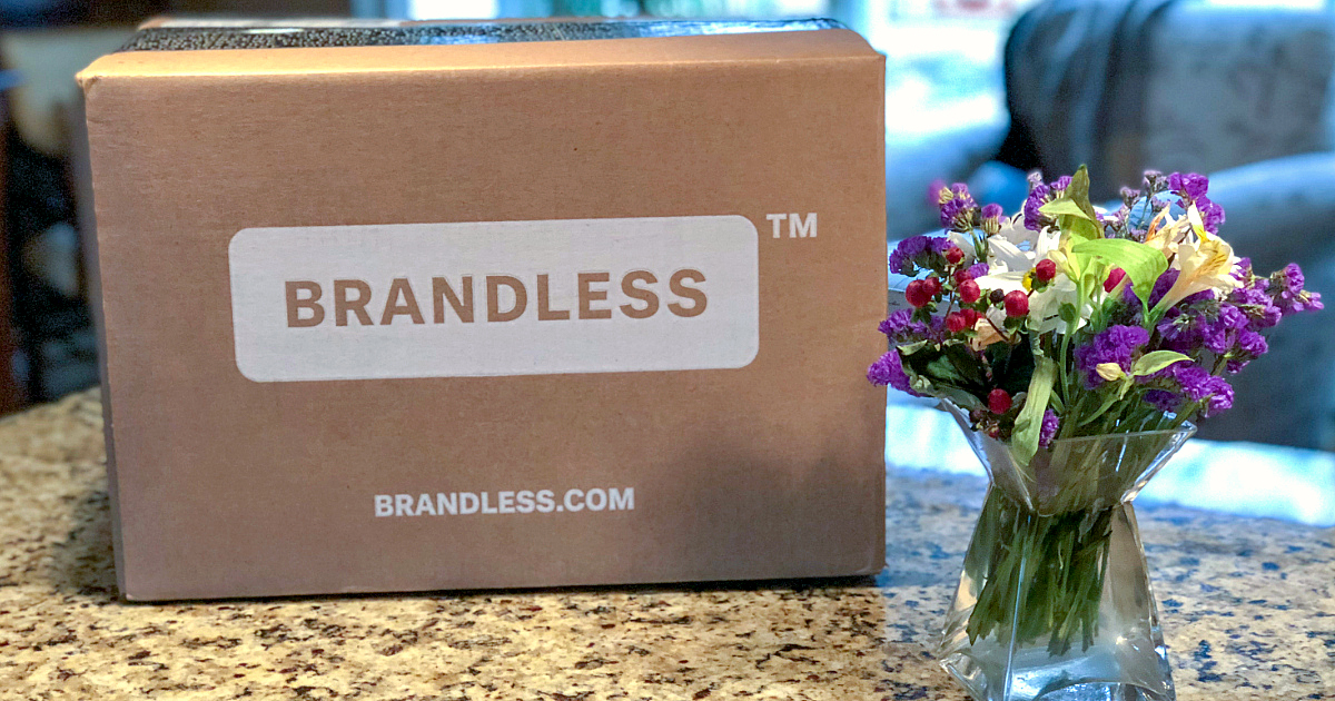 brandless essentials 3 each – Brandless box