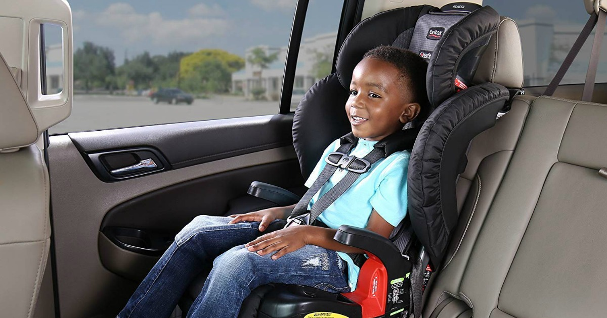 Amazon Britax Pioneer Harness 2 Booster Car Seat Just 13299 Shipped Regularly 190 More