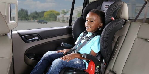 Amazon: Britax Pioneer Harness-2-Booster Car Seat Just $132.99 Shipped (Regularly $190) + More