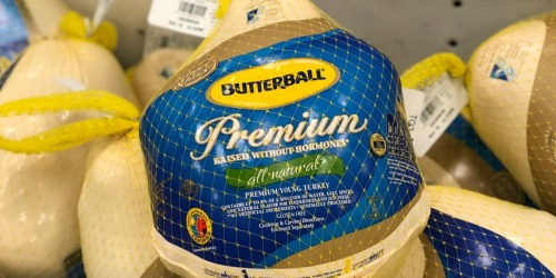 50% Off ANY Fresh Turkey at Target (Just Use Your Phone)