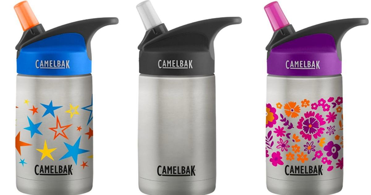 Camelbak 2018 Eddy Kids Bottle Bite Valves and Straws Lightweight Training Sports Accesoories