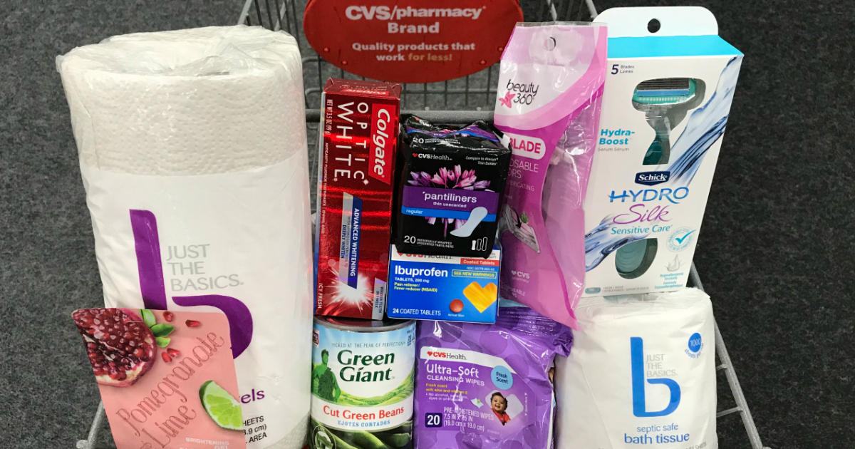 best cvs 2018 black friday deals – CVS items in a basket