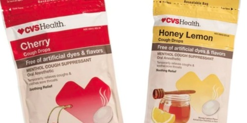 Cough Drops Only 19¢ Shipped After CVS Rewards