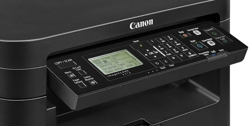 Canon Laser Printer, Scanner & Copier Just $74.99 Shipped (Regularly $162+)