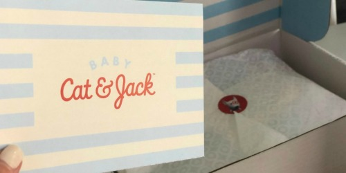 Target Cat & Jack Baby Outfit Subscription Boxes as Low as $22.61 Each (Just buy Two)