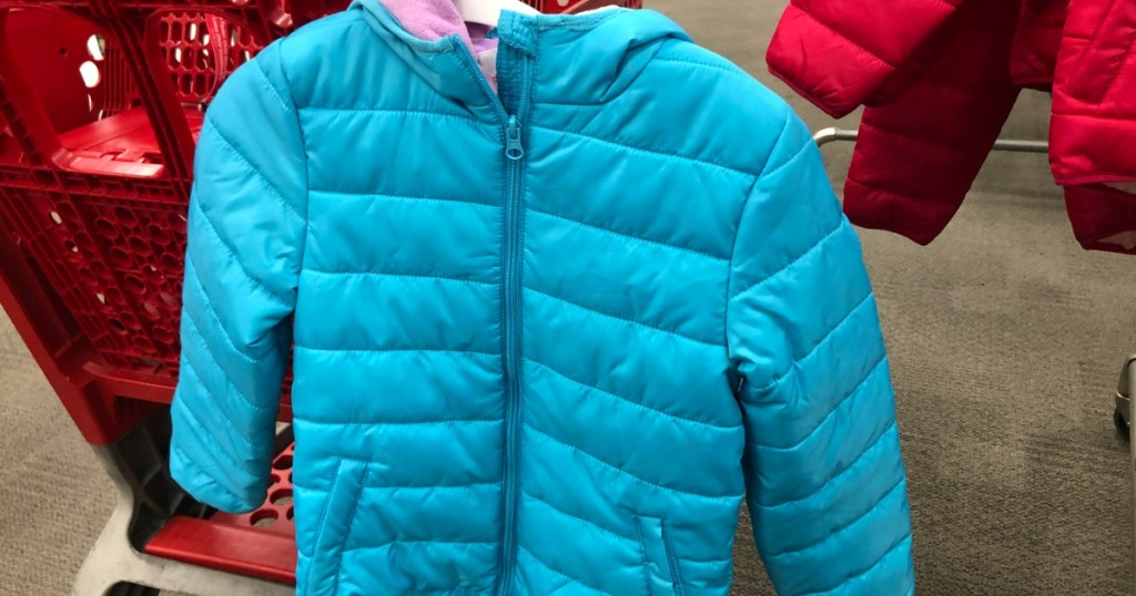 b7bfc48f28c3 Cat   Jack Kids Puffer Jackets as Low as  8.93 Each Shipped - Hip2Save