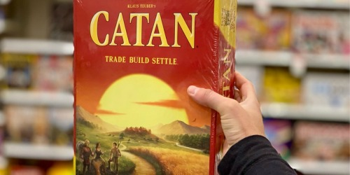 Catan 5th Edition Board Game Only $26.12 Shipped (Regularly $49)