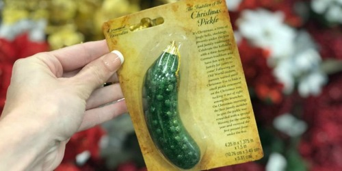 Dollar Tree Christmas Items Have Arrived – ONLY $1 Each