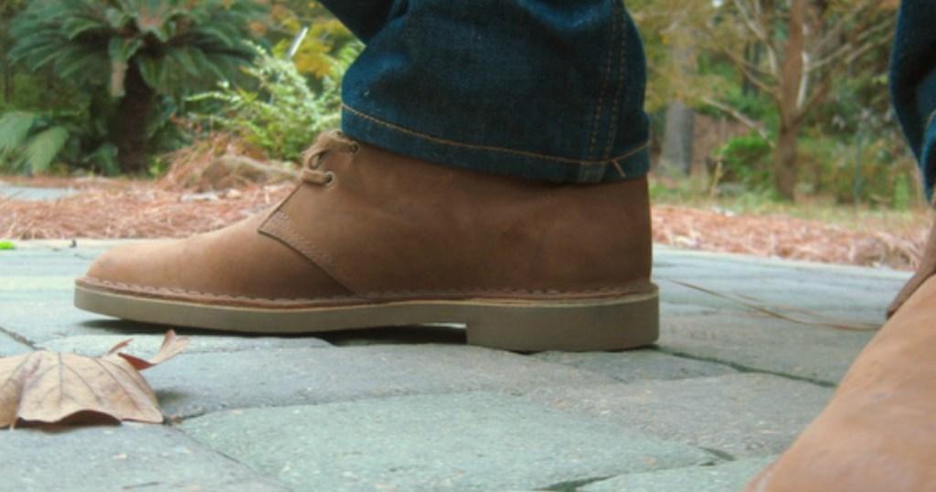 209ae5aa80b Amazon: Over 50% Off Clarks Men's Chukka Boots - Hip2Save