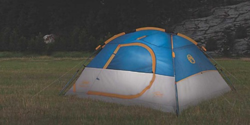 Dick's Sporting Goods: 70% Off Coleman Flatiron Instant Dome Tents + Free Shipping