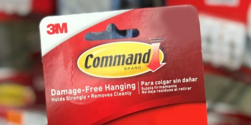 Command Bathroom Hooks as Low as 45¢ at Target