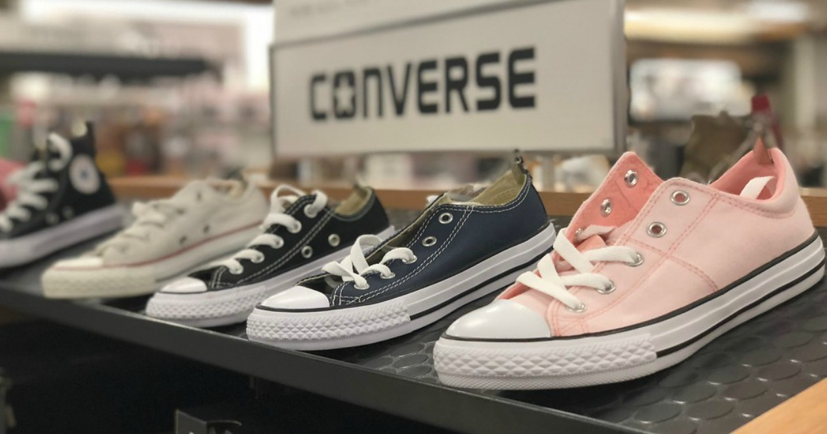 Converse Chuck Taylor All Star High Tops and Low Tops UNDER