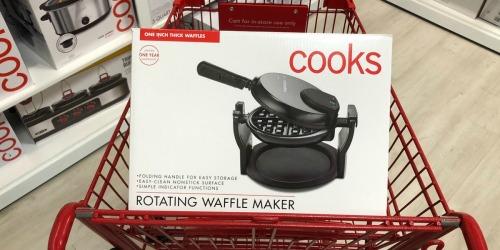 JCPenney: Cooks Small Kitchen Appliances as Low as $6.99 After Rebate (Regularly $40)