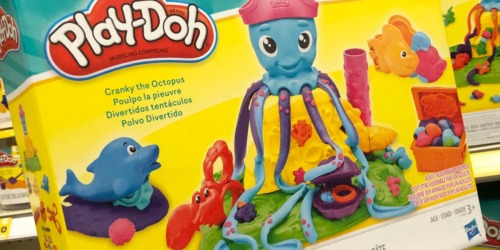 Amazon: Up to 60% Off Play-Doh, Crayola & More + Free Shipping