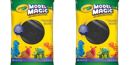 Target: Crayola Model Magic Possibly $0.34!