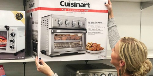 Up to 50% Off Cuisinart Kitchen Appliances at Kohl's + Earn Kohl's Cash