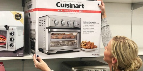 Cuisinart Air Fryer Toaster Oven as Low as $101.99 Shipped (Regularly $250) + Earn $20 Kohl's Cash