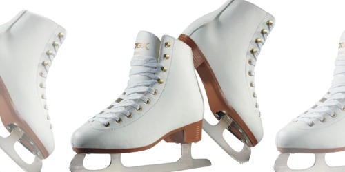 Dick's Sporting Goods: 50% Off Figure Skates + Free Shipping