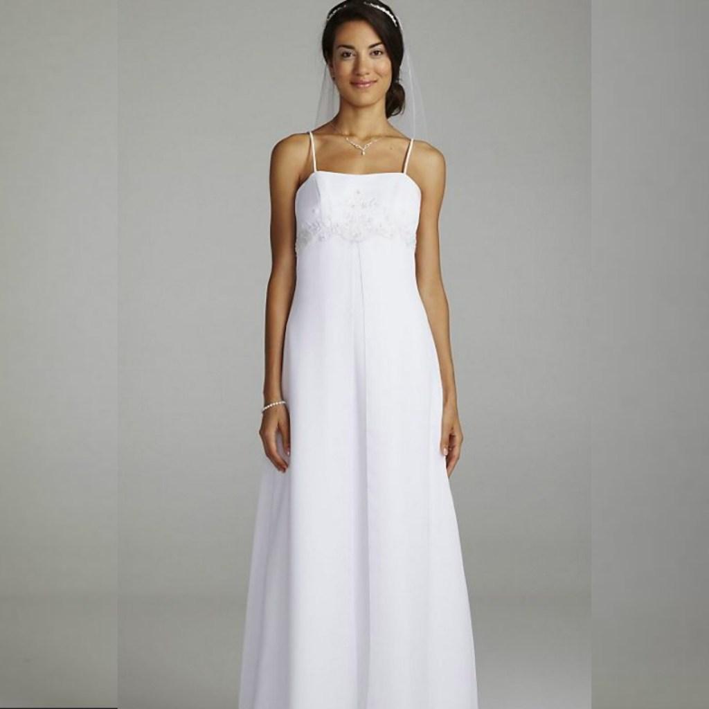 4a11e5d74aab David Bridal Wedding Dresses Cheap - raveitsafe