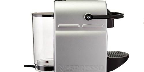 Amazon: De'Longhi Nespresso Inissia Espresso Machine Only $59.99 Shipped (Regularly $123)
