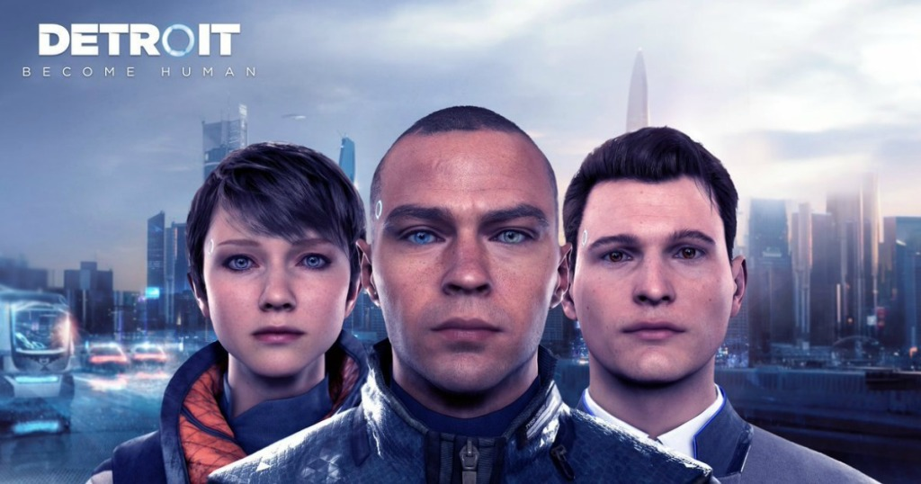 GameStop: Detroit Become Human PlayStation 4 Game Only $19.99 ...