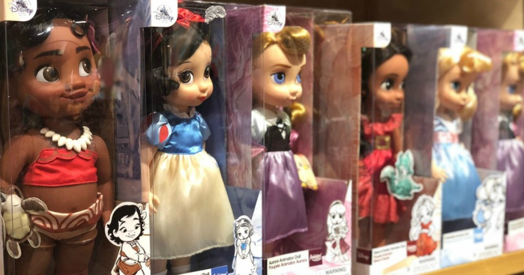 080474c6fe1 Disney Black Friday Deals Live (Animators  Collection 16″ Dolls Only  16 +  More)