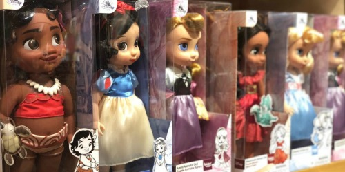 Disney Black Friday Deals Live (Animators' Collection 16″ Dolls Only $16 + More)