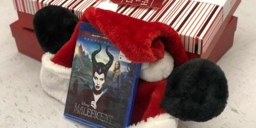 Maleficent Blu-ray/DVD/Digital HD Combo Only $6.25