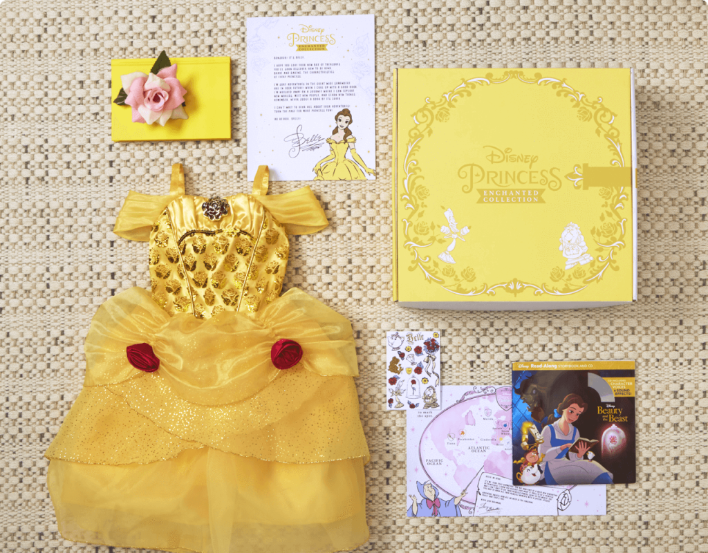Disney Princess Enchanted Collection Box