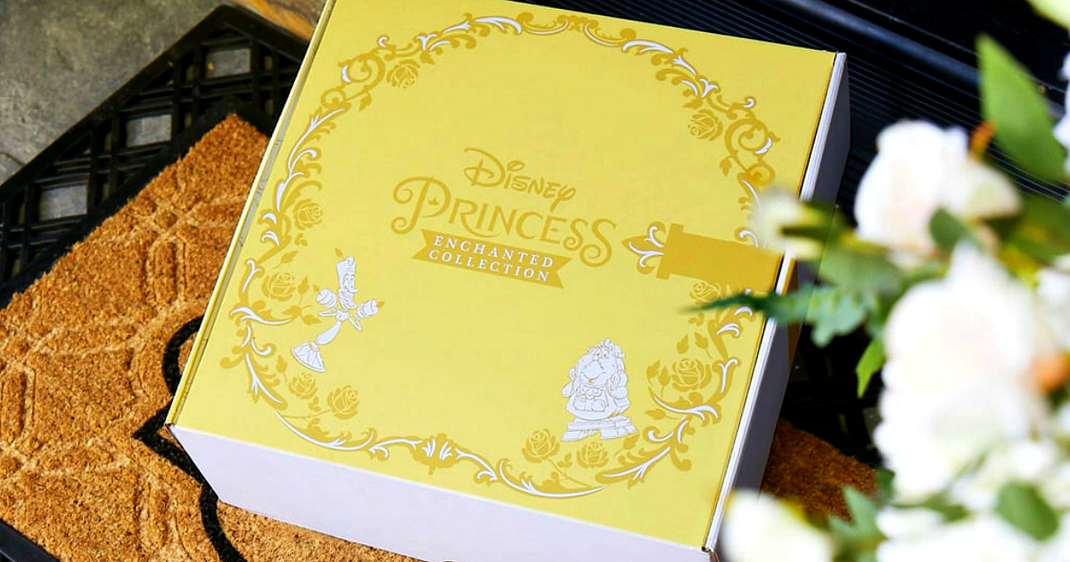 Disney Princess Enchanted Collection Subscription Boxes