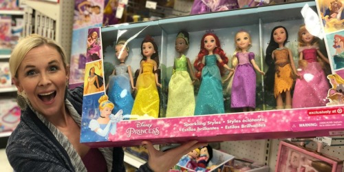 Up to 30% Off Disney Princess Toys at Target (Online & In-Store)