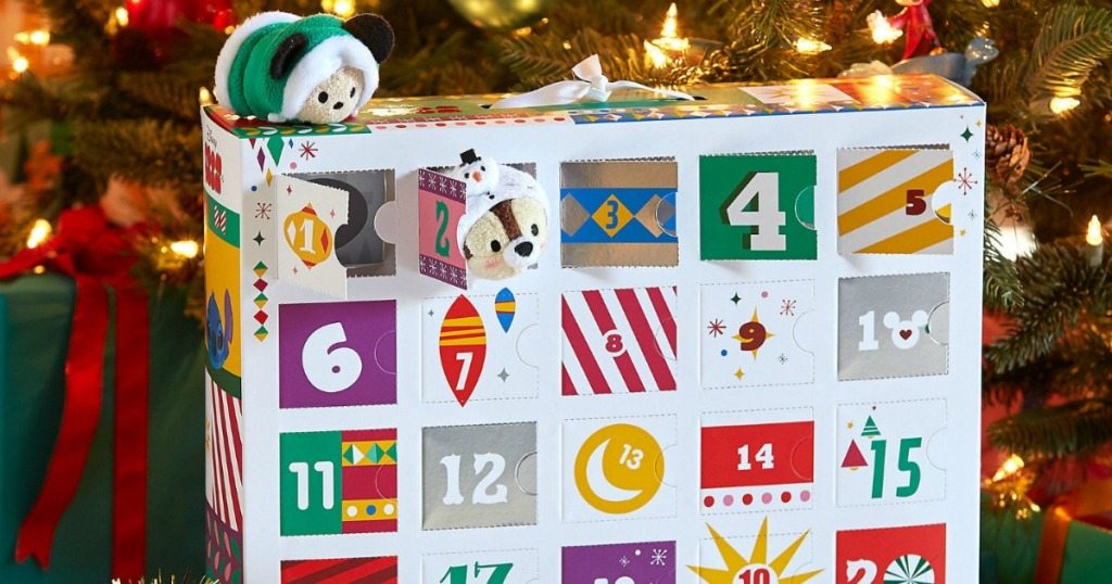 disney advent calendars as low as hip2save. Black Bedroom Furniture Sets. Home Design Ideas