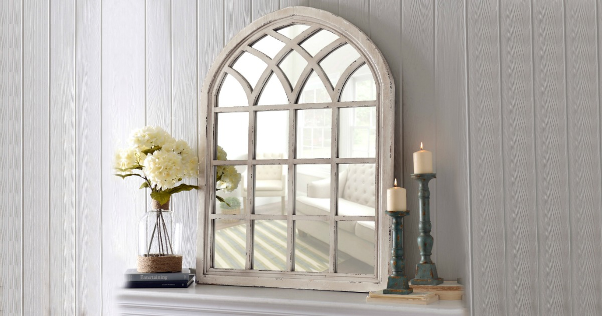 Distressed Arch Mirror Only 59 At Kirkland S Regularly 170 Today Only
