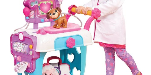 Doc McStuffins Toy Hospital Care Cart as Low as $19.88 (Regularly $50)