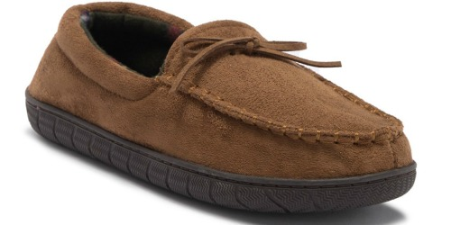 Dockers Men's Microsuede Slippers Only $9.97 Shipped on Nordstrom Rack (Regularly $45)