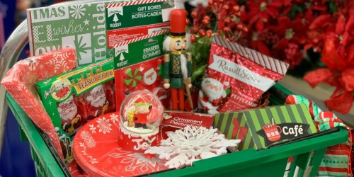 Get Ready for Christmas w/ These Dollar Tree Finds + Rare $1 Flat-Rate Shipping