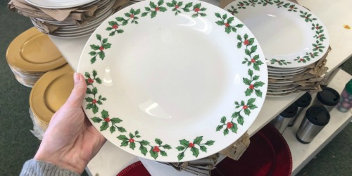 Festive Holiday Items Just $1 at Dollar Tree (Dishes, Candy, Décor & More)