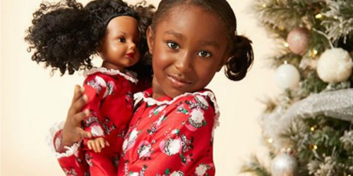 Up to 70% Off Dollie & Me Matching Outfits + Free Shipping