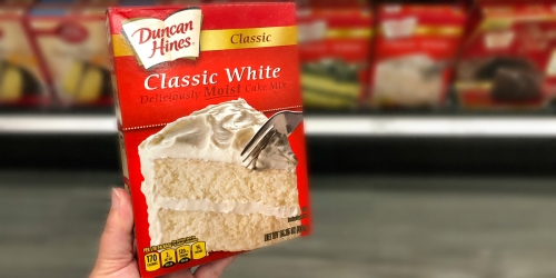 Duncan Hines Cake Mix Recalled Due to Salmonella Outbreak
