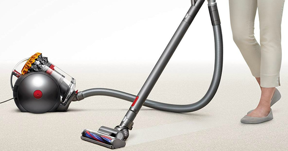 Amazon Dyson Big Ball Multi Floor Canister Vacuum Only