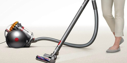 Amazon: Dyson Big Ball Multi Floor Canister Vacuum Only $199.99 Shipped (Regularly $500)